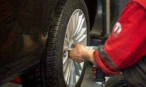 Servizio assistenza pneumatici
